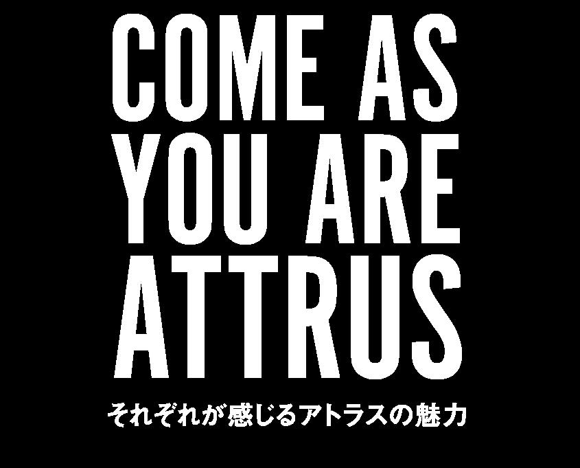 Attrus(アトラス)株式会社   採用特設サイト